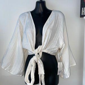 Billabong Long sleeve Cover Up